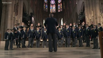 Georgia Boy Choir reflects on Notre Dame's beauty, history after massive fire