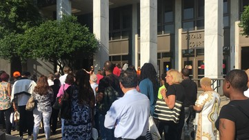 Suspicious package cleared at DeKalb County Courthouse