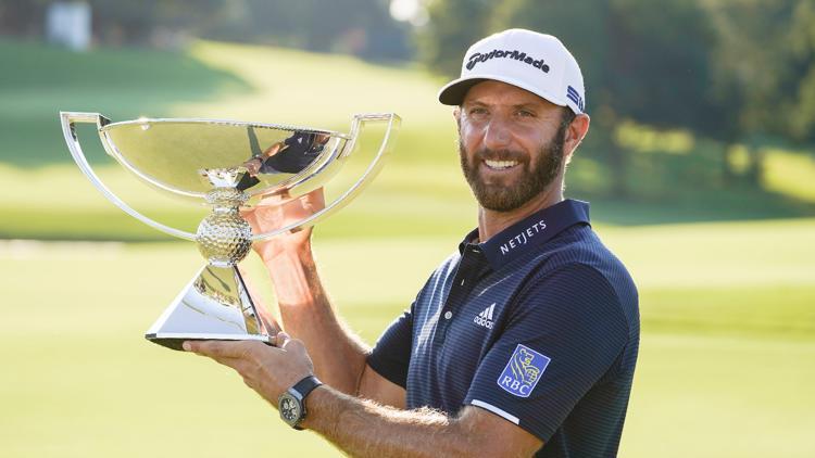Golf's season-ending TOUR Championship opening to fans