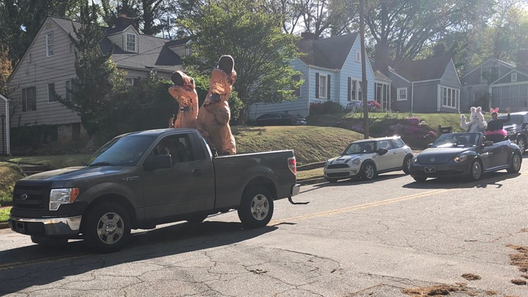 East Point neighborhood really wants to know, 'How You Doing?'