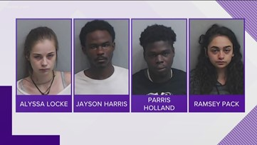 Four suspects arrested in murder of Marietta professional model