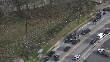 Suspects tied to violent carjacking, other crimes nabbed in Atlanta after wreck
