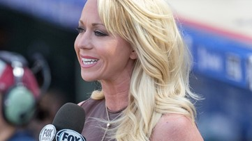 Braves part ways with popular sideline reporter Kelsey Wingert