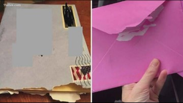 Greeting cards opened, delivered with missing gift cards and checks, residents in Duluth say
