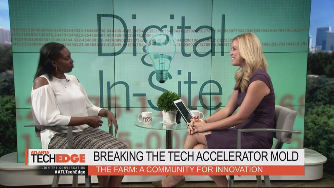 Breaking the tech accelerator mold!
