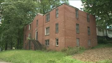 The King Center delays demolition of Maynard Jackson's former home