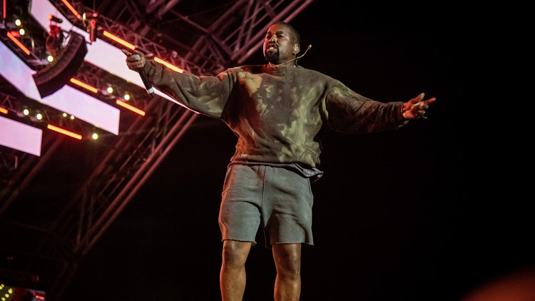 Kanye West holds 'Sunday Service' at metro Atlanta megachurch