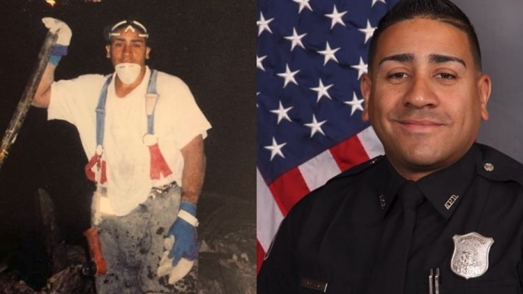 'It was the building collapsing right on top of me' | An Atlanta officer's 9/11 story