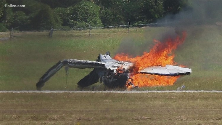 NTSB releases preliminary report on fiery plane crash that killed 2 children, 2 adults in DeKalb