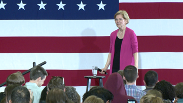 Elizabeth Warren comes to Gwinnett; this is what she had to say - and how voters responded