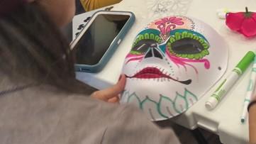 Hapeville hosts mask making workshop