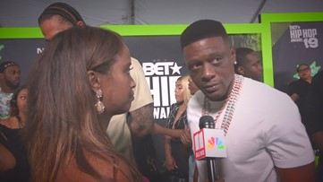 Boosie says rappers have the most dangerous job in the world