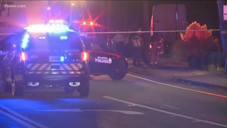 Fiery crash leaves several injured, 1 dead
