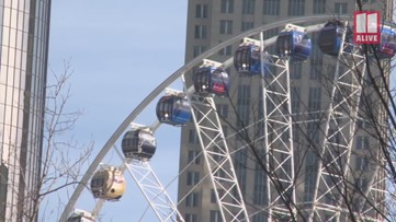 SkyView in Atlanta was the breakout star of the Super Bowl