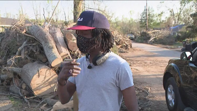 Almost two weeks after tornado, some families wonder what's next