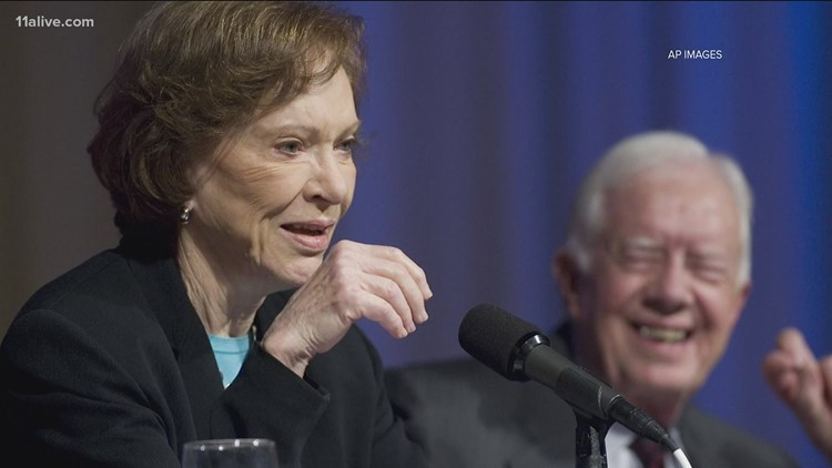 U.S. House of Representatives recognizes Former First Lady Rosalynn Carter