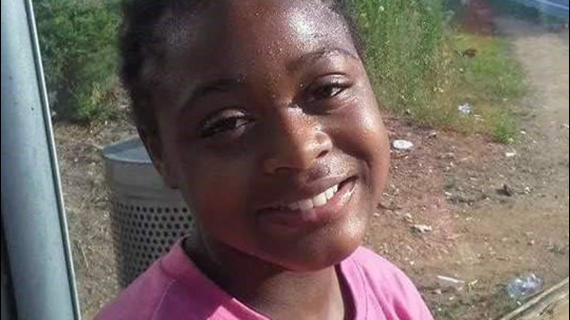 14-year-old Sonja Harrison was shot and killed by a bullet that flew into  an apartment building where she was babysitting her nephews.