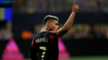 Martínez scores 2 more goals, Atlanta United beats NYCFC 2-1
