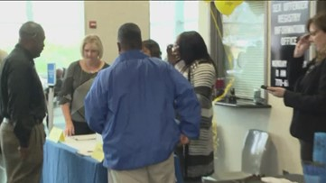 Gwinnett County Sheriff's Office holds job fair searching for deputies