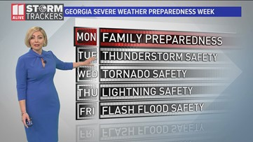 What to do to prepare for severe weather
