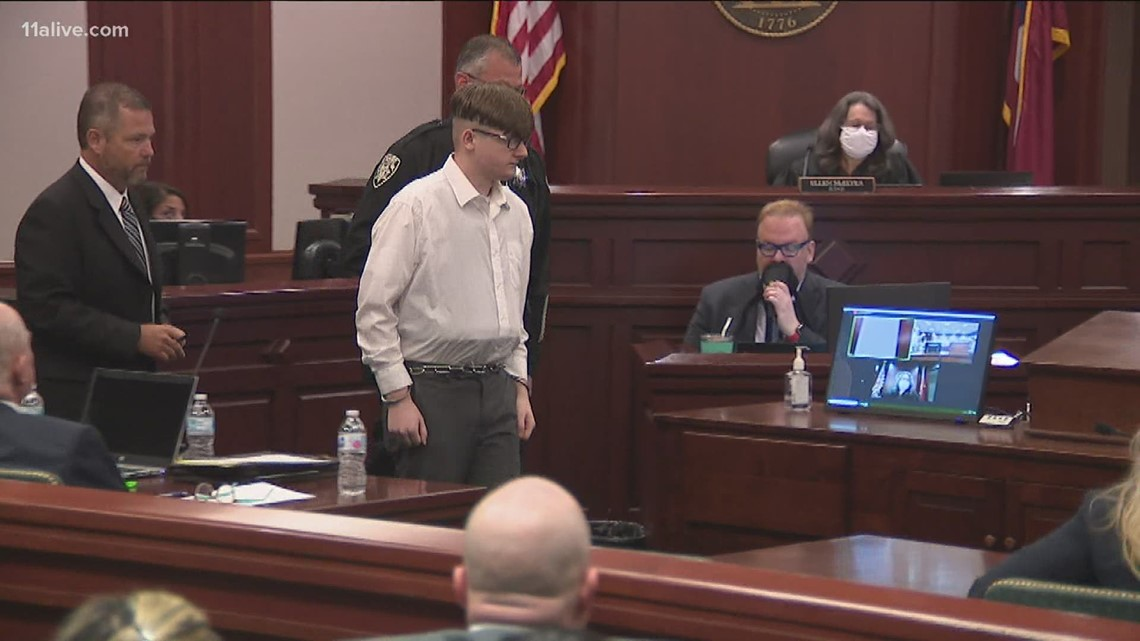 11Alive Exclusive | Cherokee County District Attorney speaks about Spa shooting suspect's plea deal