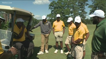 Drew Charter School golf team headed to play for national championship