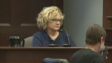 Rosenbaum trial: Counselor  testimony (part 1)