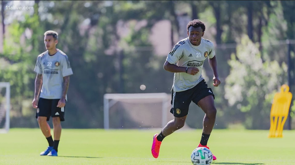 Atlanta United to return to play next month