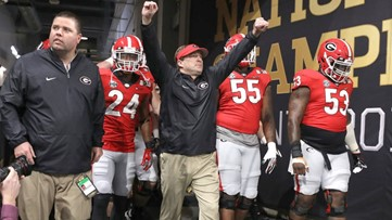 Report: UGA coach Kirby Smart drawing interest from Tampa Bay Buccaneers