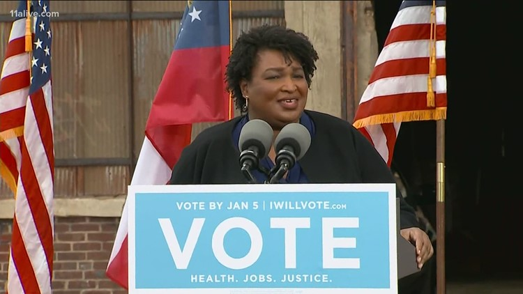 Stacey Abrams announced as keynote for SXSW Online 2021