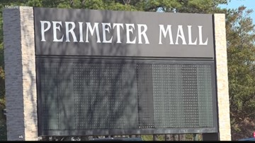 Perimeter Mall sees spike in shoplifting; Police think these crimes could be part of an organized ring