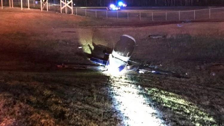 One dead in metro Atlanta plane crash