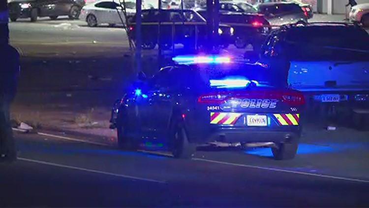 Large block party leaves 1 dead, 1 injured in northwest Atlanta