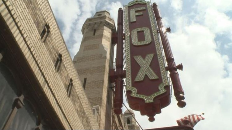 Broadway shows returning to Fox Theatre