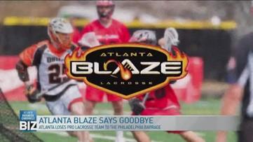 Atlanta Blaze says goodbye