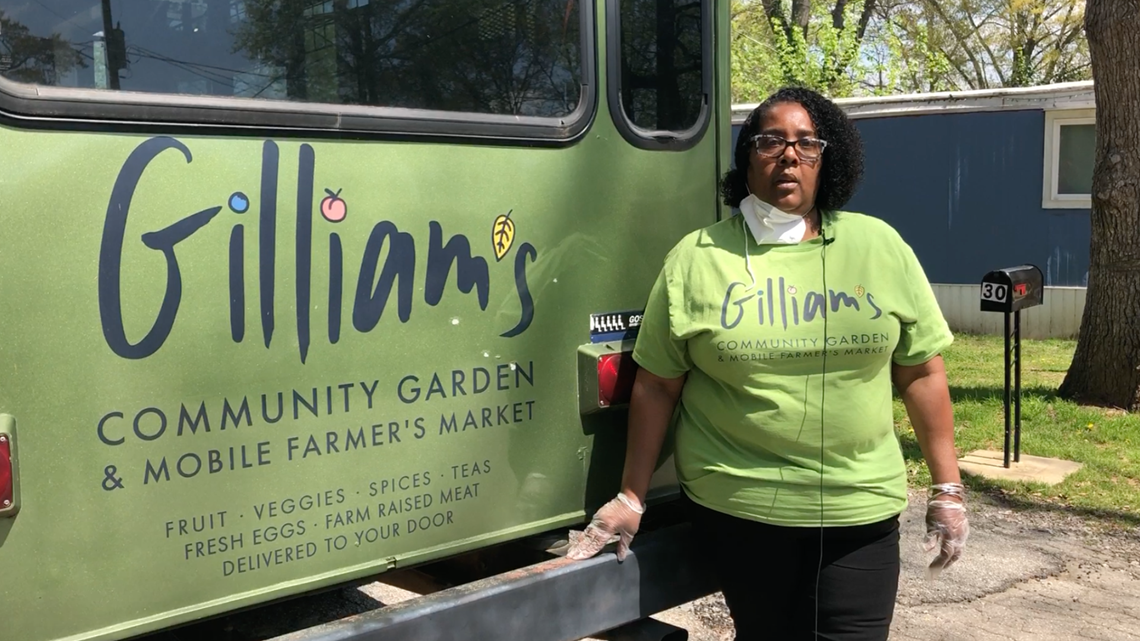 Farm to Table | Local farmers deliver fresh produce to the community