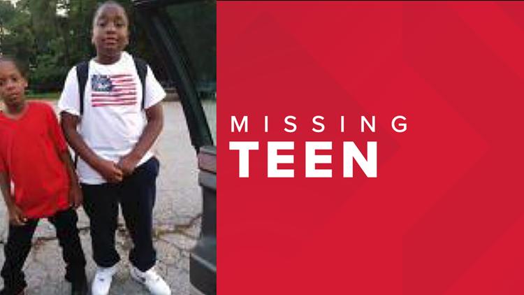 Mikah Wilson - missing teen
