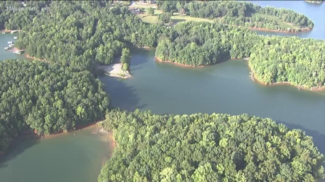 Woman's body found in Lake Lanier by fisherman, investigators say