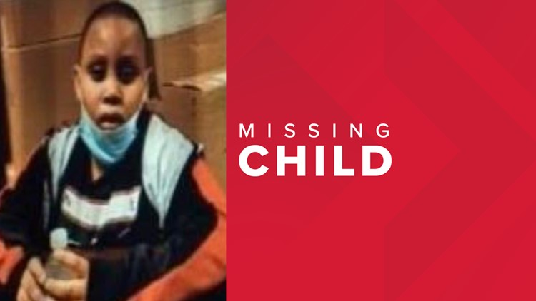 Police searching for 8-year-old, possibly with his parents, who was to be removed from home by DFCS