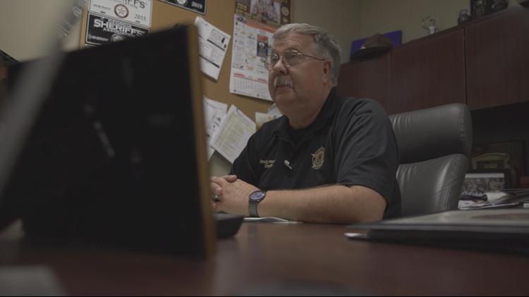 Montgomery County Sheriff Maybin