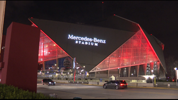 'Faith and football are king': Peach Bowl, faith conference mean busy week at Mercedes-Benz Stadium