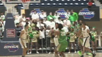 Daily double: Buford captures 5A state titles for girls' and boys' basketball