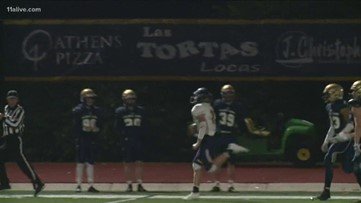 Game Of The Week: Marist 24, St. Pius 8