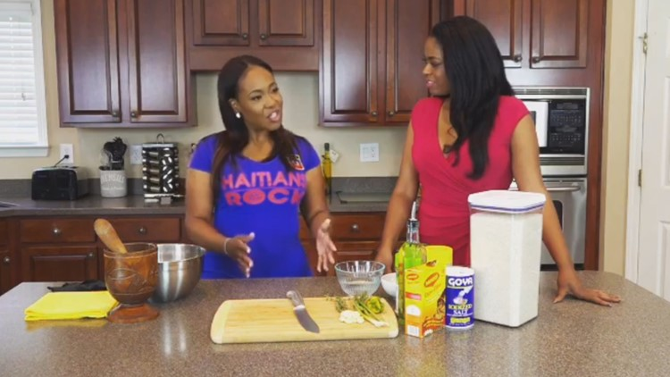 Haitian-American woman bringing island flavor to East Point