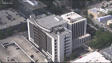 DeKalb County courthouse closed due to 'situation'