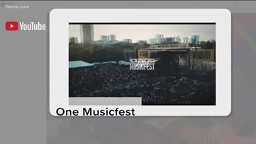 This year marks 10 years of One MusicFest