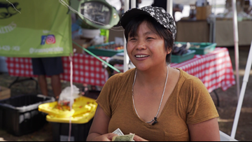 'Food is life and happiness': A refugee's story of escape from Myanmar and rebirth in Atlanta