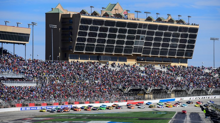 NASCAR driver thinks about leaving sport over disagreement with flag policy