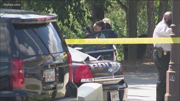 Officer shoots man, killing him, at DeKalb County gas station