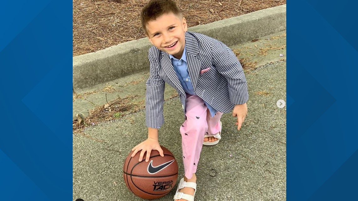 6-year-old wows the internet with his impressive basketball skills